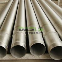 Buy cheap OASIS Reverse Wire Wrapped Johnson Well Screens/Wedge Wire Screens from wholesalers