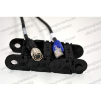 Buy cheap Industrial grade RJ45 8 position To Hirose 6 pole 12pole Signal Cable for Sorting Machine from wholesalers