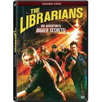 Buy cheap Sell 2018 New Release DVD Movies The Librarians Season Four (3Discs) Movie/Tv Series ,EMS/DHL fast shipping from wholesalers