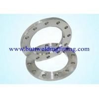 Buy cheap Steel Flanges, ANSI 150# / 300# Alloy Steel Slip on Flanges ASTM A 182, GR F1, F11, F22, F5, F9, F91 product