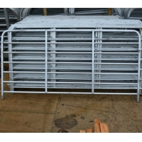 Buy cheap Hot Dip Galvanized Q235 Livestock Goat Fence Panels from wholesalers