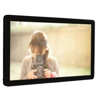 Buy cheap 1920 * 1080 Full HD 22 Inch LCD Advertising Player Open Frame Thin Flat Screen from wholesalers