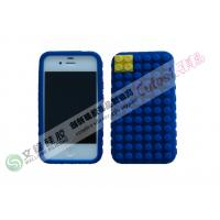 Buy cheap Factory wholesale non-slip Mobile phone silicone cases for iPhone4G/4s from wholesalers