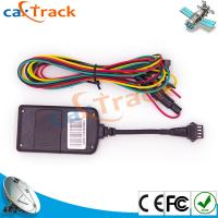 Buy cheap Anit Theft Car GPS Tracker Mini Size And Wide Input Voltage DC9V To 80V from wholesalers