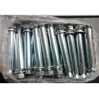 Buy cheap Anti Shock Stainless Steel Wedge Expansion Anchor, Expansion Bolts For Concrete from wholesalers