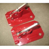 Buy cheap Galvanized Pressed Spring Rapid Clamp from China factory bar clip from wholesalers