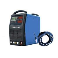 Buy cheap DSP full digital inverter DC pulse TIG welding machine CE for stainless steel copper from wholesalers