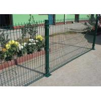 Buy cheap Electro Galvanizing Highway Fence Diamond Mesh Mild Steel Super Shock Resistance from wholesalers