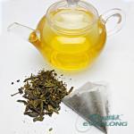 Buy cheap Pu'er Slimming Detox Herbal Green Pyramid Tea Bag from wholesalers