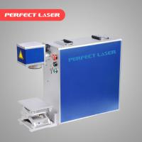Buy cheap Stainless Steel Laser Marking Machine Air Cooling With Ez - Card Control Software from wholesalers