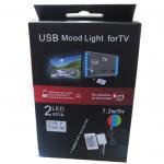 Buy cheap USB rgb mood light kit for TV usb tv mood light from wholesalers