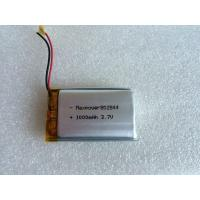 Buy cheap 802844 1000mAh 3.7V Lithium Ion Polymer Batteries IEC62133 Medical Device from wholesalers