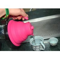 Buy cheap Durable Heat Insulation collapsible silicone tea kettle  , FDA approved from wholesalers