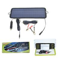 Buy cheap 18V Car Charger Solar Charger for Car Battery 4.5W Solar Panel Car Charger Ship Battery Charger from wholesalers