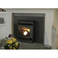 Buy cheap Energy Efficient Wood Burning Fireplace , Wood Burning Stove Insert Indoor from wholesalers