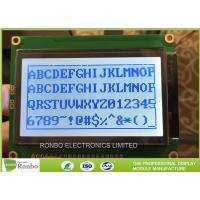 Buy cheap 128x64 Positive Graphic LCD Module Custom Made With White LED Backlight from wholesalers
