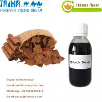 Quality Concentrated PG VG Based Flavour Black Devil Flavor For Vapor for sale
