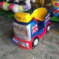 Buy cheap Hansel low price kiddie ride with time controller 	 carnival ride amusement park trains for sale from wholesalers