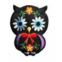 Buy cheap Popular Kids Clothing Custom Iron On Patches Badges Flags Strawberry from wholesalers