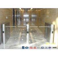 Buy cheap Drop Arm Turnstile Waterproof Drop Arm Gate 26 Two Door Two Way Assemble Access from wholesalers