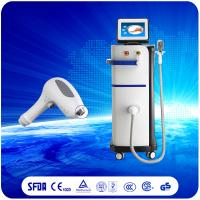 Buy cheap High End Salon Use Super Cooling Microchannel Diode Laser 808 Hair Removal Machine from wholesalers