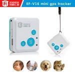 Buy cheap Hidden real-time gps dog tracker & sos communicator for kids ,children,elder from wholesalers