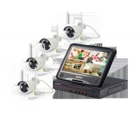 Buy cheap 10.1 Inch LCD wifi NVR Kits Camera from wholesalers