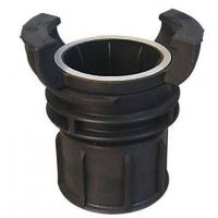 Buy cheap EN14420-8 / NF E29572 Air Hose Couplings PP Guillemin Coupling Reducer from wholesalers