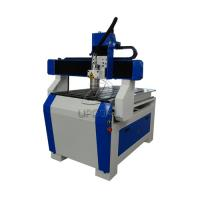 Buy cheap 2.2KW Small CNC Engraver Carver for Wood Metal Stone with DSP Offline Control from wholesalers