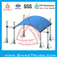 Buy cheap Aluminum stage truss stage lighting truss from wholesalers