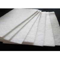 China Gas Filtration 2mm Woven Filter Cloth Customized Size Needle Punched Felt on sale