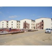 Buy cheap Prefabricated Apartment Building , Steel Structure , Office Buildings from wholesalers