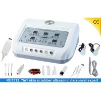 Buy cheap 7 In 1 D Arsonval High Frequency Multifunction Beauty Equipment Ultrasonic Vacuum 110V RU1312 from wholesalers