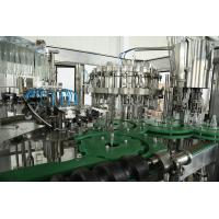 Buy cheap Canned Beer Bottling Machine / Bottle Capper Machine for Drink Filling Production Line product