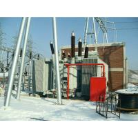 Buy cheap 132kV 12.5MVA Single Phase Power Transformer Oil Immersed , Core Type from wholesalers