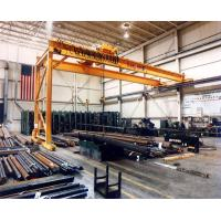 Buy cheap Double Girder QD Type EOT Crane with Hook product