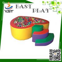 Buy cheap Healthy Kids Soft Play Balls Customized For 3 - 9 Years Old Children from wholesalers