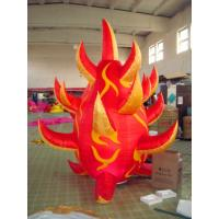 Buy cheap C-09 Inflatable Fire, Inflatable Light Cone For Party And Wedding from Wholesalers