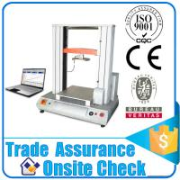 Buy cheap Single-Phase Furniture Testing Machines , Foam Indentation Force Deflection IFD Tester from wholesalers