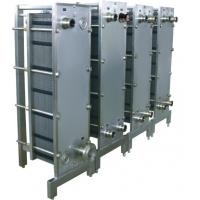 Buy cheap SUS304 Stainless Steel Plate Heat Exchanger For Milk Juice And Soft Drinks from wholesalers