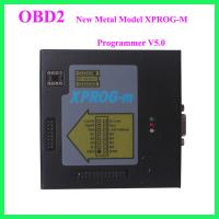 Buy cheap New Metal Model XPROG-M Programmer V5.0 from wholesalers