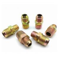 Buy cheap hydraulic pipe fitting/adapters/sleeve price ferrule tube from wholesalers