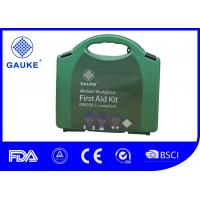 Buy cheap Green British Standard First Aid Kit Bs8599 Statutory First Aid Sets from wholesalers