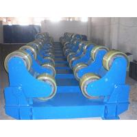 Buy cheap Pipe Welding Rotator / Self-aligned Tank Turning Roll with PU Wheel from wholesalers
