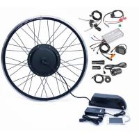 Buy cheap 26'' 500 Watt Hub Motor Wheel Ebike Front Or Rear Electric Bike Kit Led Or Lcd Display from wholesalers