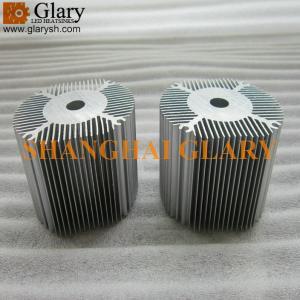 GLR-HS-787 72mm aluminum round extrusion heatsink, led star cooler