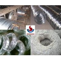 Buy cheap ISO Electro Galvanized Iron Wire (SW004) from wholesalers