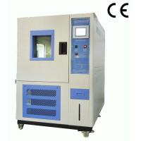 Buy cheap 150L Temperature And Humidity Controlled Cabinets Of High / Low Temperature Test from wholesalers