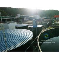 Buy cheap Excellent Corrosion Resistant Glass-Fused-to-Steel Water Storage Tanks With 30 Years Of Service Life from wholesalers