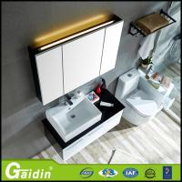 Buy cheap Exportred to North-American modern bathroom vanity design from wholesalers